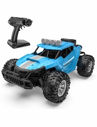 RC car 1/16 Scale High Speed Car, 2.4GHz 30 minutes batteries