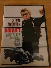 Bullitt movie case Eastover, 29044