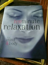 Ten Minute Relaxation For Mind & Body book