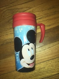 $1-Clean Mickey Mouse travel cup Hyattsville, 20784