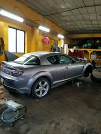 Mazda - RX-8 - 2005 New Holland, 17557