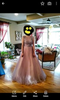 Prom dress Middle River