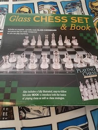 Glass Chess Set West Valley City, 84128