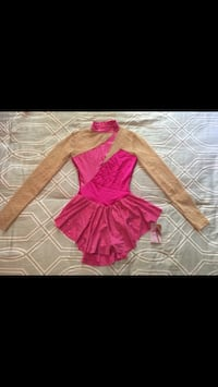 Jerry's Figure Skating Dress BNWT Clearview, L0M 1S0