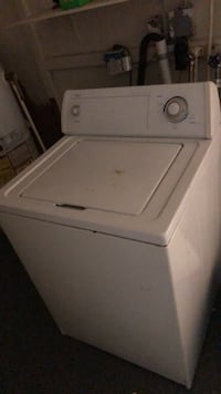 white top-load clothes washer Columbus, 43211