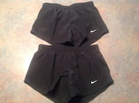 2 Nike Girls Dry fit shorts, size small, brand new.  2 for the price of one. Tampa, 33635