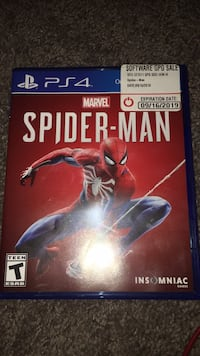 PS4 The Amazing Spider-Man 2 case Laurel, 20708