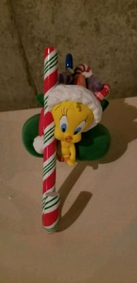 Tweety Stocking Holder Arlington Heights