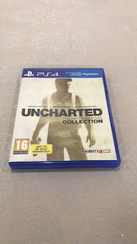 Uncharted Collection - PS4 Şehitkamil, 27560