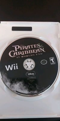 pirates of the caribbean world end wii $5 Cranston, 02910