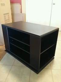 TV Stand with Shelves and Storage