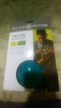 Gaiam Restore T'ai Chi set Ashburn, 20147