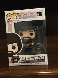 $15 or best offer - Perfect Condition Bob Ross Funko Pop