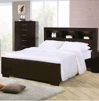 4PC QUEEN BEDROOM SET (BRAND NEW) Manalapan Township, 07726