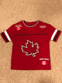 Canada jersey Size 2, brand new!!