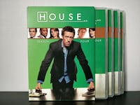 House M.D. DVD Season Four Markham, L3R 8W3