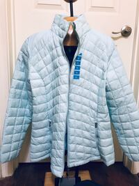New quilted puffer crystal color
