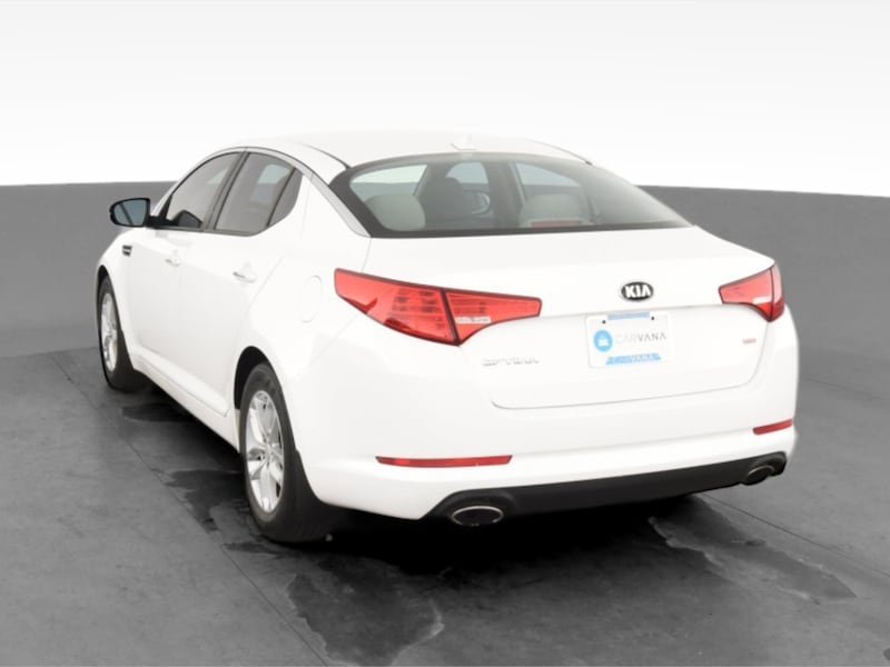 2013 Kia Optima sedan LX Sedan 4D White  6276be21-ba88-4075-bcd5-9b941ac13a1e