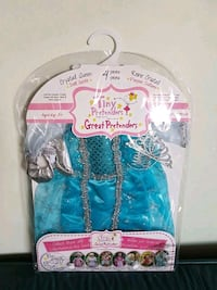 BRAND NEW doll outfit Ice Crystal Queen  Toronto, M4Y 2G1