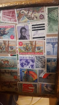 assorted postage stamps Los Angeles, 90018