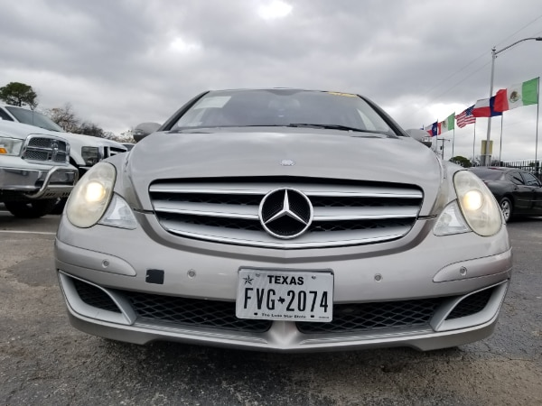 used 2007 mercedes benz r class 4d suv 4matic for sale in fort worth rh gb letgo com