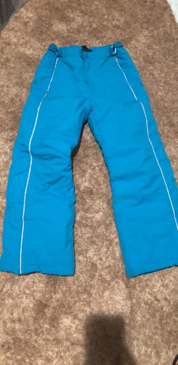 Girls Snow Pants - Size 10/12 9497e84b-69cd-4735-b8bf-31e7b80e6044