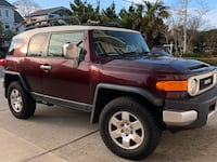 2007 Toyota FJ Cruiser Virginia Beach, 23451