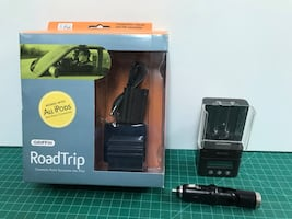 Griffin RoadTrip - IPod Dock - Works will all IPods/IPhones