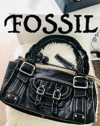 New Fossil leather hand/shoulder bag  Salford, M3
