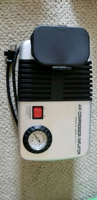 Air Compressor from Sharper Image...