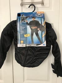 Brand new Batman Halloween costume size: M (8-10) (pick up only) Alexandria, 22310