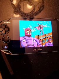 Modded PlayStation Vita (128 GB of games)
