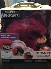 "BRAND NEW ""ZOOMER"" HEDGIEZ INTERACTIVE HEDGEHOG Guelph, N1G 5A9"