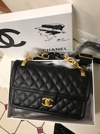 Chanel caviar style lather bag Reston, 20190