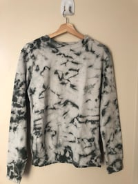Marble patterned sweater  Regina, S4T 2E2