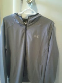 Grey underarmour spring coat Guelph, N1G