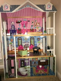 Kidkraft My Dreamy Dollhouse w/ Furniture Woodbridge, 22191