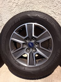 2017 Ford F-150 XLT Wheels and Tires Mission Viejo, 92692