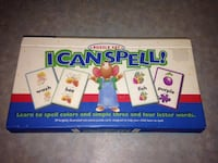 I Can Spell ! Puzzle Set Port Coquitlam