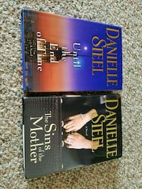 Danielle steel books Thurmont, 21788