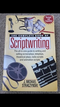 the complete book of scriptwriting j. michael straczynski Virginia Beach, 23454