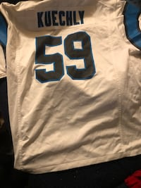 Panthers luck jersey  Charlotte, 28208