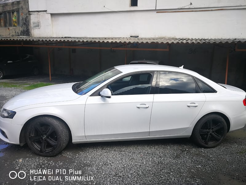 2012 Audi A4 1.8 TFSI 160 HP MULTITRONIC 9
