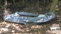 black and gray inflatable boat Annapolis, 21403