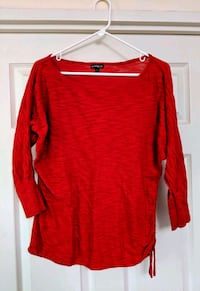 Red Medium Sweater Toronto, M5G 2C8