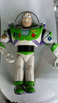 Buzz light year collectible toy