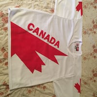 Team Canada Jersey Winnipeg, R2H 0C3