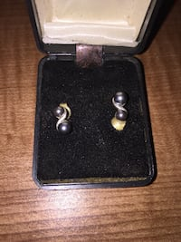 Antiques silver ear rings