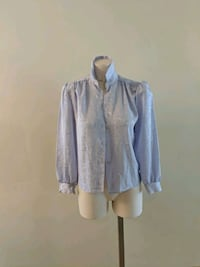 gray button-up long-sleeved shirt Kitchener, N2N 2X3