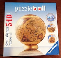 PUZZLEBALL DE MAPAMUNDI ANTIGUO Madrid